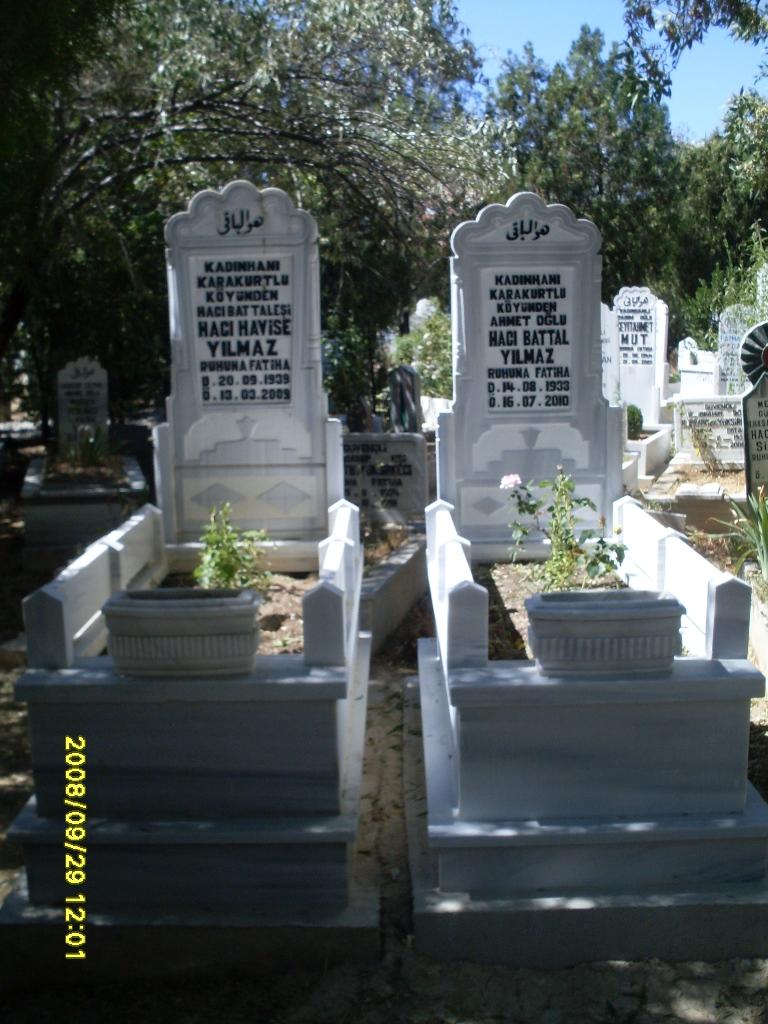 Aile Mezarlığı
